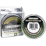 Lunkerhunt Braided Fishing Line