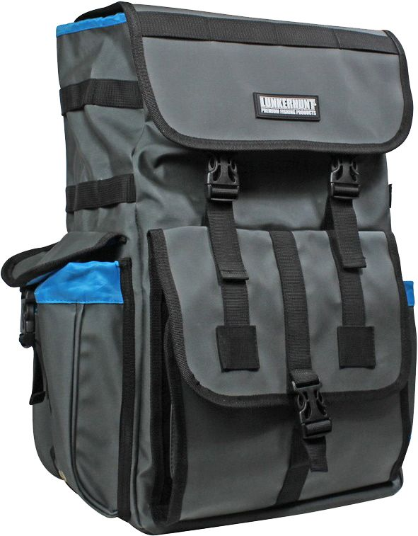 Lunkerhunt Tackle Backpack, Size: One size