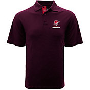 Levelwear Men's San Antonio Commanders DNA Red Polo