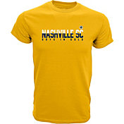 Levelwear Youth Nashville SC Richmond Gold T-Shirt