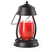 Candle Warmers Etc. Black Hurricane Lantern