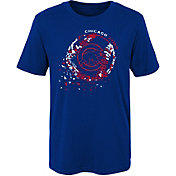 Gen2 Boys' Chicago Cubs Shatter Ball T-Shirt