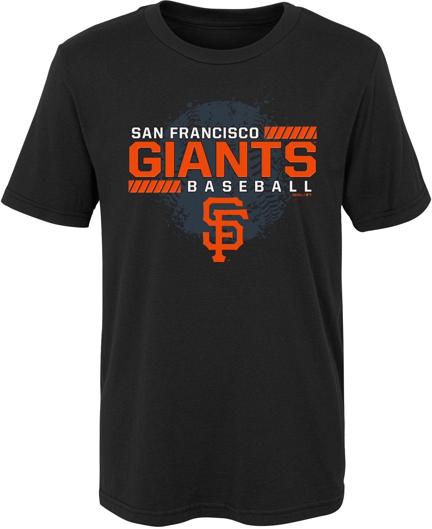 Gen2 Boys' San Francisco Giants Knuckleball T-Shirt