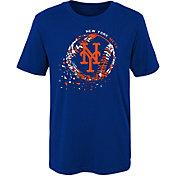 Gen2 Boys' New York Mets Shatter Ball T-Shirt