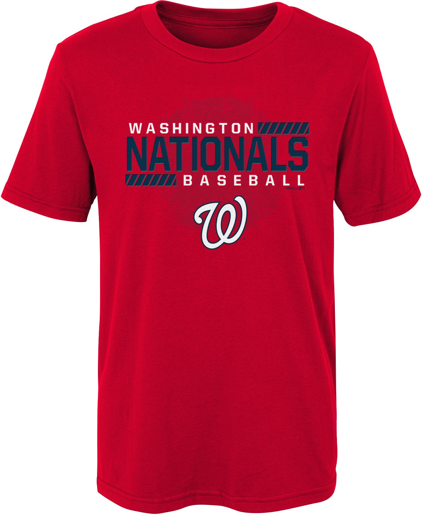 Gen2 Boys' Washington Nationals Knuckleball T-Shirt