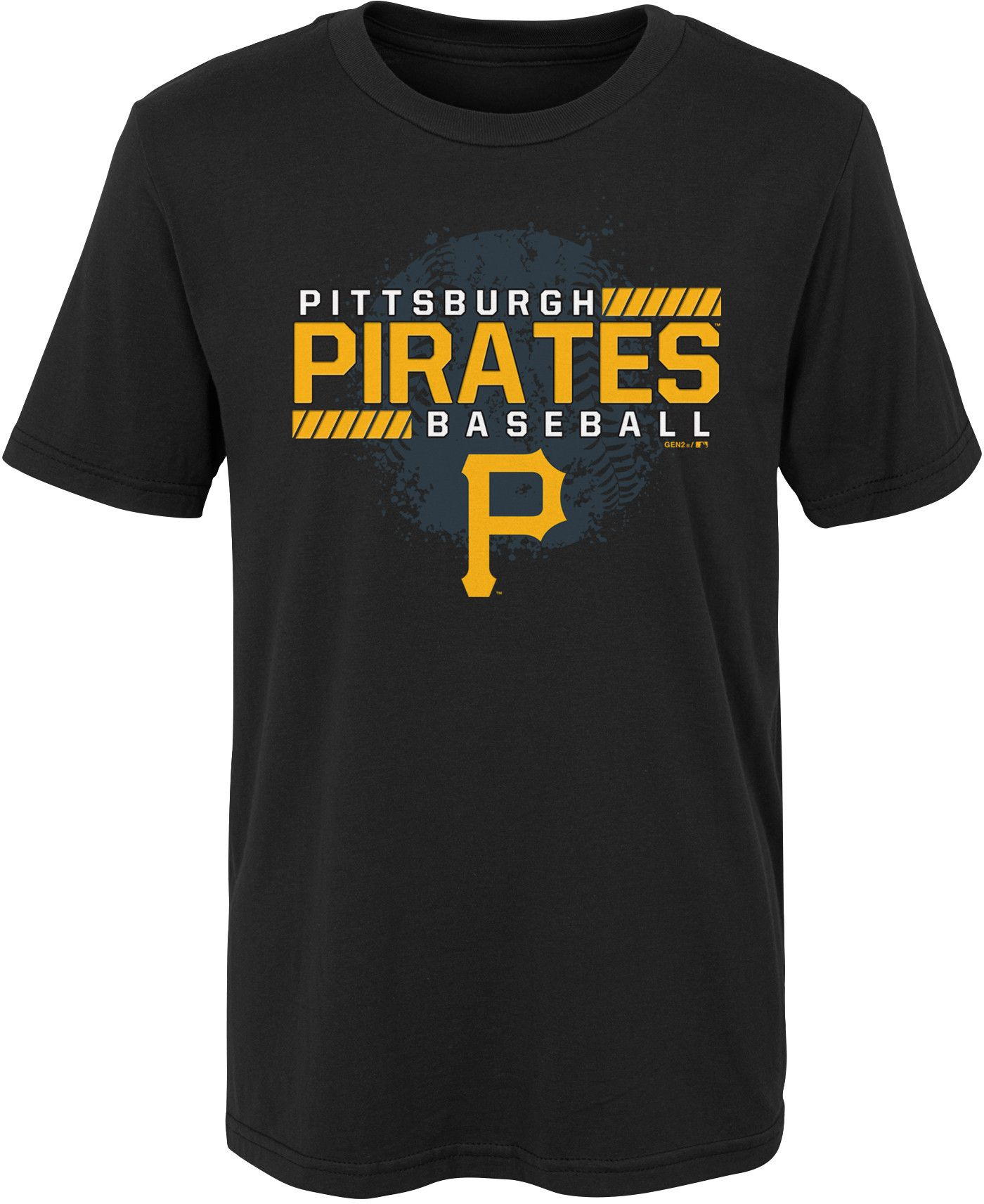 Gen2 Boys' Pittsburgh Pirates Knuckleball T-Shirt