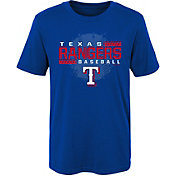 Gen2 Boys' Texas Rangers Knuckleball T-Shirt