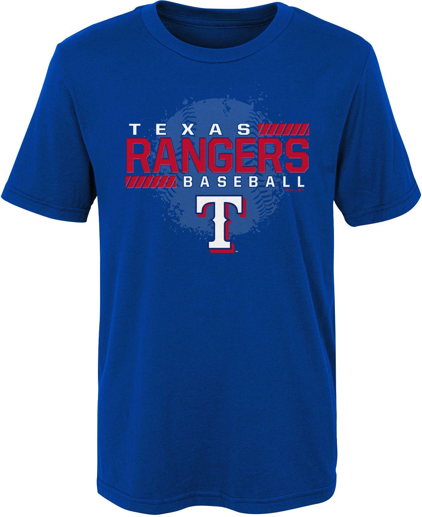 Gen2 Boys' Texas Rangers Knuckleball T-Shirt