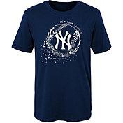 Gen2 Boys' New York Yankees Shatter Ball T-Shirt