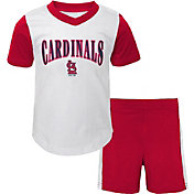 Gen2 Infant St. Louis Cardinals Shorts & Top Set