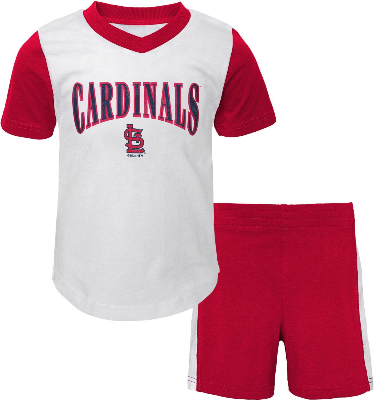 Gen2 Infant St. Louis Cardinals Shorts & Top Set