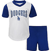 Gen2 Infant Los Angeles Dodgers Shorts & Top Set
