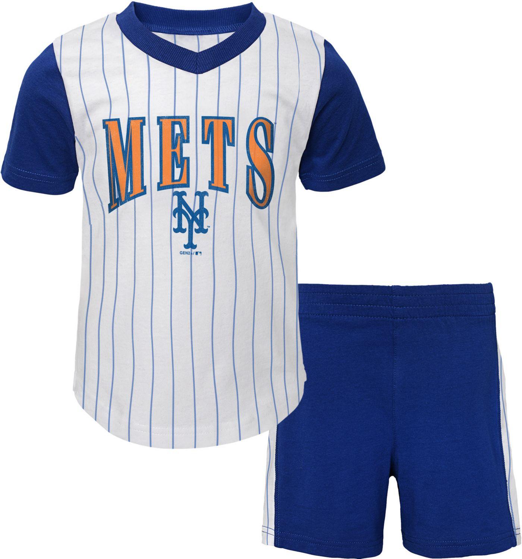 Gen2 Infant New York Mets Shorts & Top Set