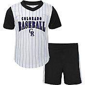 Gen2 Infant Colorado Rockies Shorts & Top Set