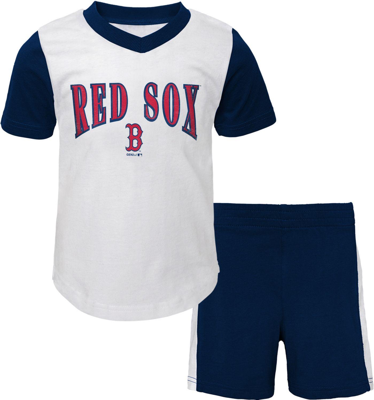 Gen2 Infant Boston Red Sox Shorts & Top Set