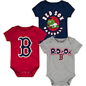 Gen2 Infant Boston Red Sox 3-Piece Onesie Set