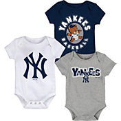 Gen2 Infant New York Yankees 3-Piece Onesie Set