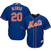 37f9904e Product Image · Majestic Men's Replica New York Mets Pete Alonso #20 Cool  Base Alternate Royal Jersey