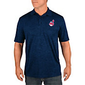 Majestic Men's Cleveland Indians Polo