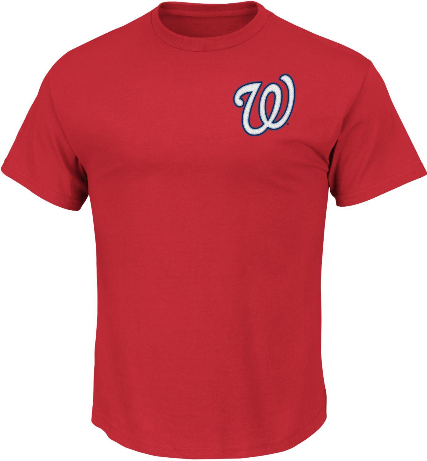 Majestic Men's Washington Nationals T-Shirt