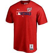 Majestic Men's Washington Nationals Authentic Collection T-Shirt