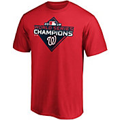 Men's 2019 World Series Champions Washington Nationals T-Shirt