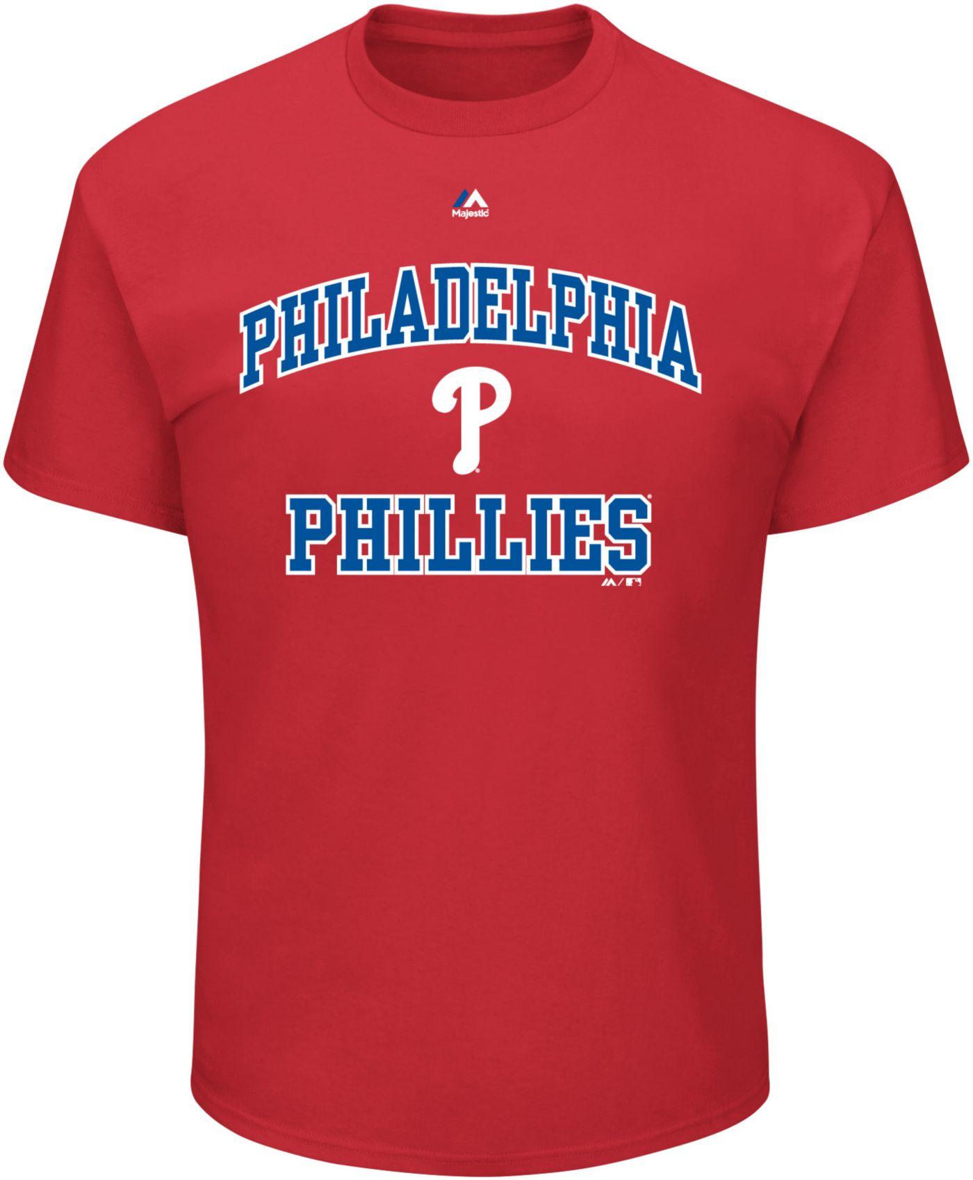 Majestic Men's Philadelphia Phillies T-Shirt