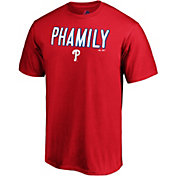 "Majestic Men's Philadelphia Phillies ""Phamily"" T-Shirt"