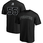 Majestic Men's Pittsburgh Pirates Josh Bell #55 MLB Players Weekend T-Shirt
