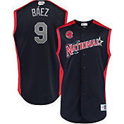 Majestic Men's 2019 National League Javier Baez #9 All-Star Game Cool Base Jersey