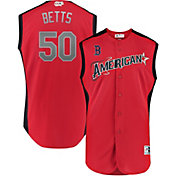 Majestic Men's 2019 American League Mookie Betts #50 All-Star Game Cool Base Jersey