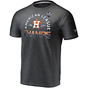 Men's 2019 American League Champions Locker Room Houston Astros T-Shirt