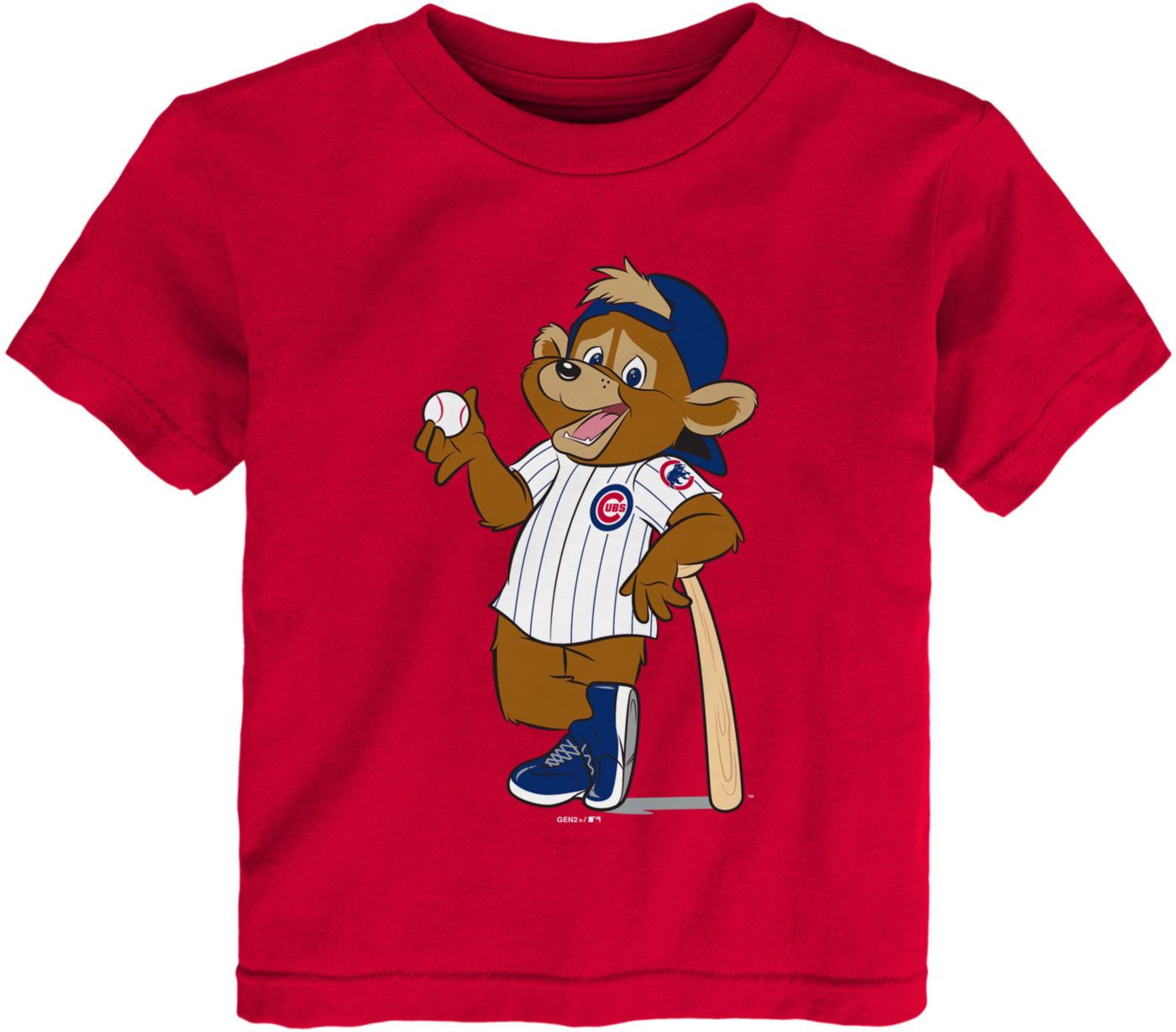 Gen2 Toddler Chicago Cubs Mascot T-Shirt