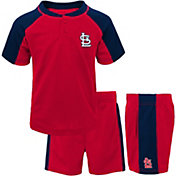 Gen2 Toddler St. Louis Cardinals Shorts & Top Set