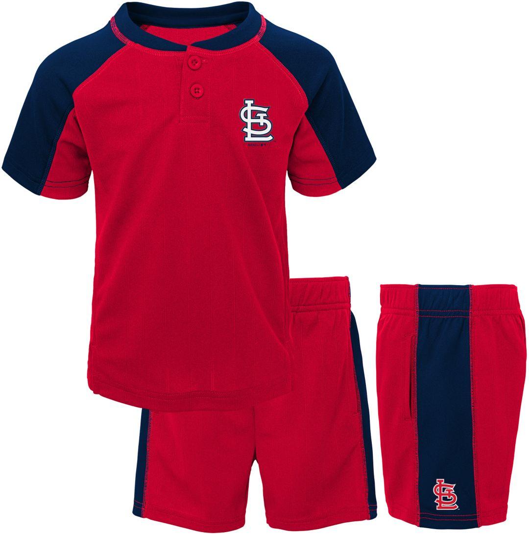 755cce88 Gen2 Toddler St. Louis Cardinals Shorts & Top Set