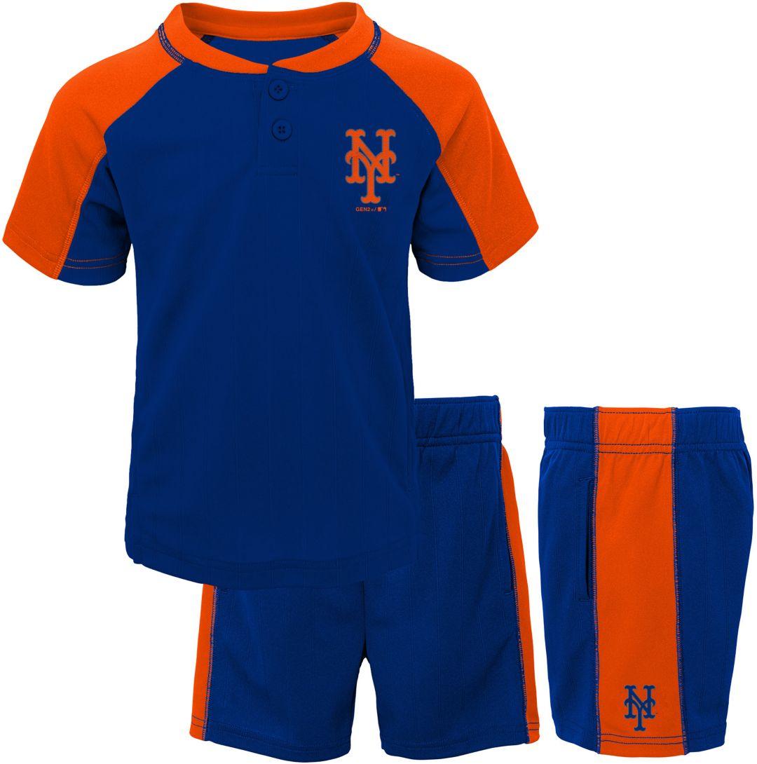 hot sale online 499b9 e689f Gen2 Toddler New York Mets Shorts & Top Set