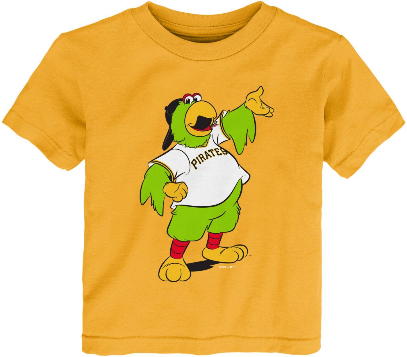 Gen2 Toddler Pittsburgh Pirates Mascot T-Shirt