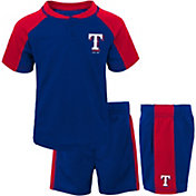 Gen2 Toddler Texas Rangers Shorts & Top Set