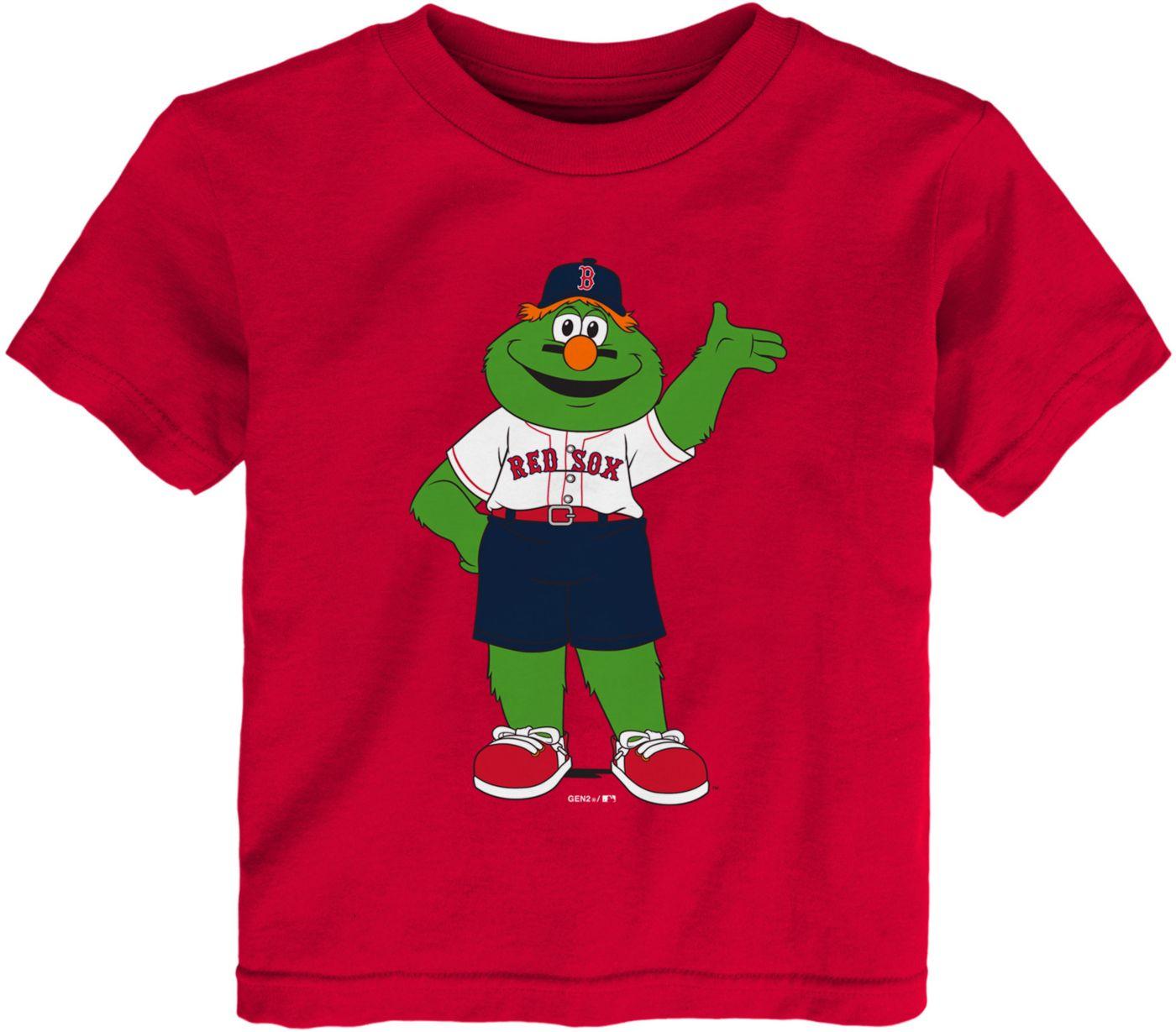 Gen2 Toddler Boston Red Sox Mascot T-Shirt