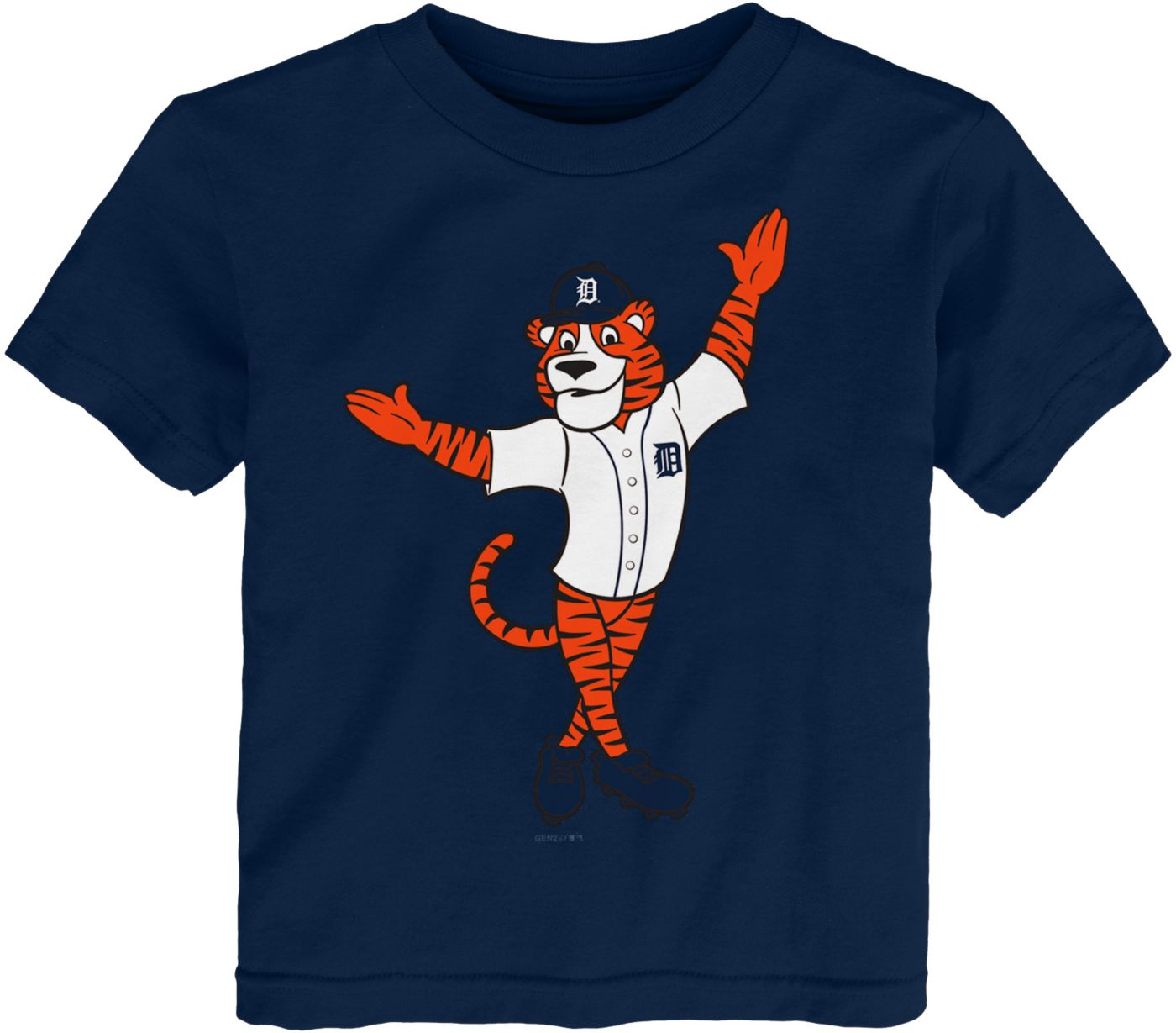 Gen2 Toddler Detroit Tigers Mascot T-Shirt