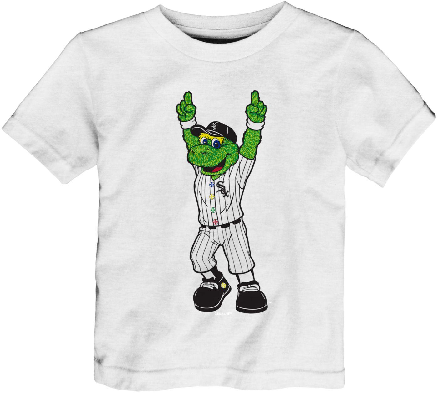 Gen2 Toddler Chicago White Sox Mascot T-Shirt