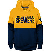 Gen2 Youth Milwaukee Brewers Pullover Hoodie