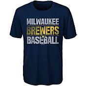 Gen2 Youth Milwaukee Brewers Winning Streak Dri-Tek T-Shirt