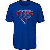 Gen2 Youth Chicago Cubs Dri-Tek Royal T-Shirt