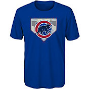 Gen2 Youth Chicago Cubs Starting Line-Up Dri-Tek T-Shirt
