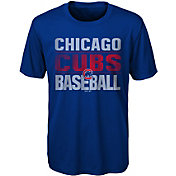 Gen2 Youth Chicago Cubs Winning Streak Dri-Tek T-Shirt