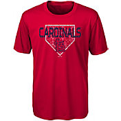 Gen2 Youth St. Louis Cardinals Dri-Tek Red T-Shirt