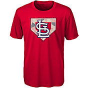 Gen2 Youth St. Louis Cardinals Starting Line-Up Dri-Tek T-Shirt