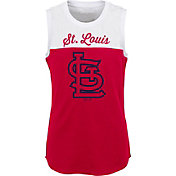 Gen2 Youth Girls' St. Louis Cardinals Tank Top