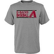 Gen2 Youth Arizona Diamondbacks Dri-Tek Grey T-Shirt